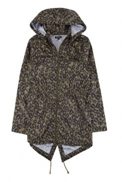 Khaki Animal Print Mac